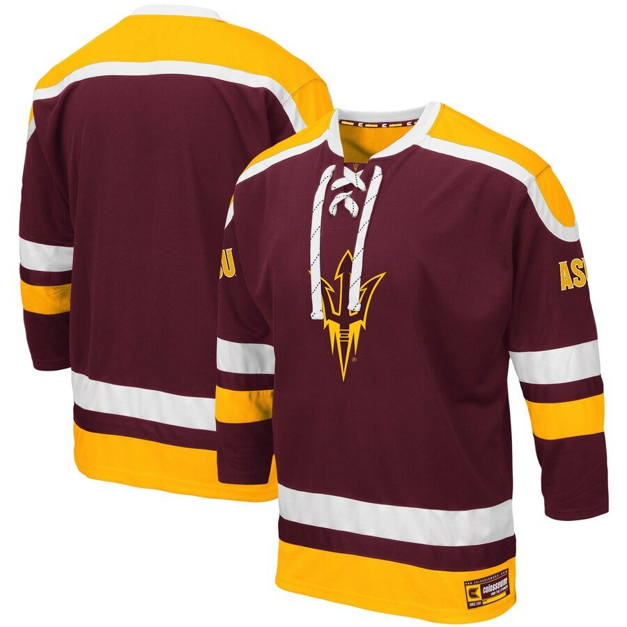 Arizona St Sun Devils Hockey Jersey