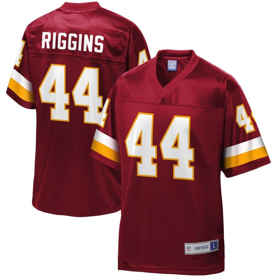 Redskins Jersey S-3X 4X 5X, John Riggins, Sean Taylor, Mann