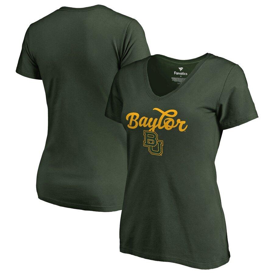 Plus Size Baylor Bears T-Shirt