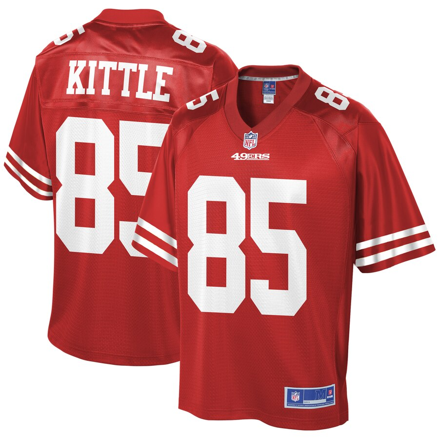 George Kittle Jersey - 49ers