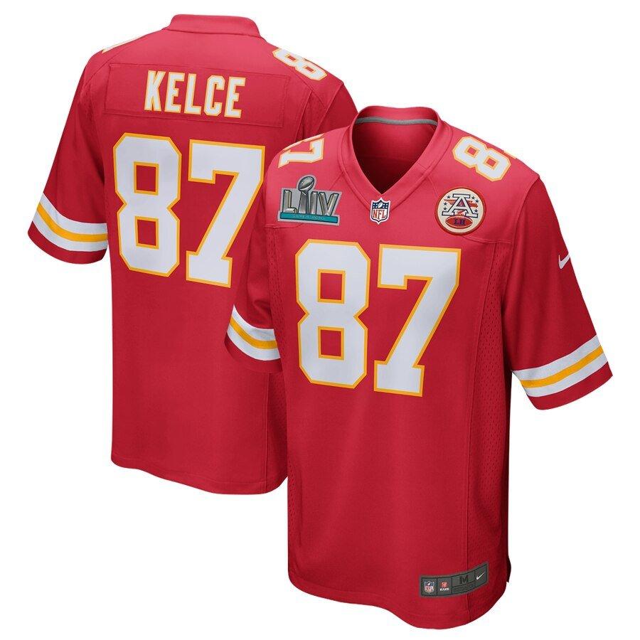 Chiefs Super Bowl Jersey - Travis Kelce