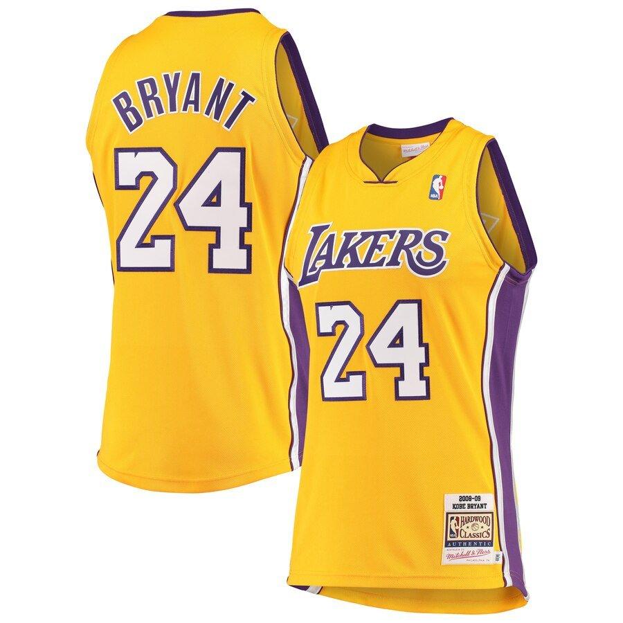 Kobe Bryant Jersey S-2X 3X 3XL, 4X 4XL, 5X 5XL Gold, Purple, White
