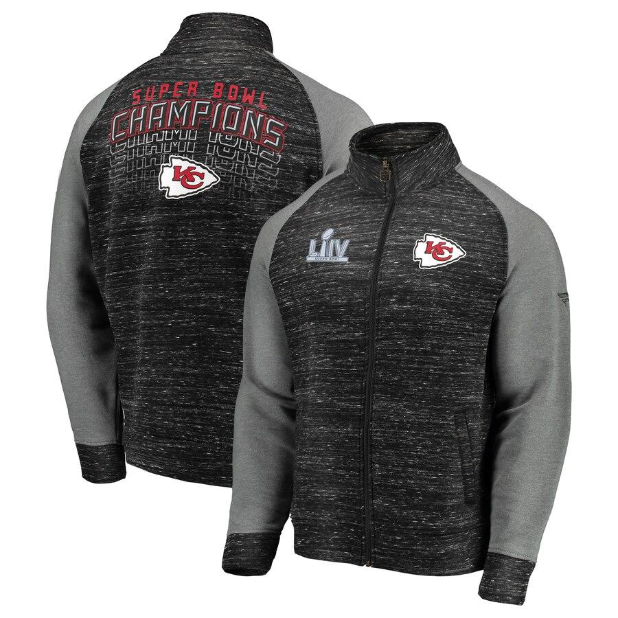 KC Chiefs Jacket - Super Bowl Champions LIV