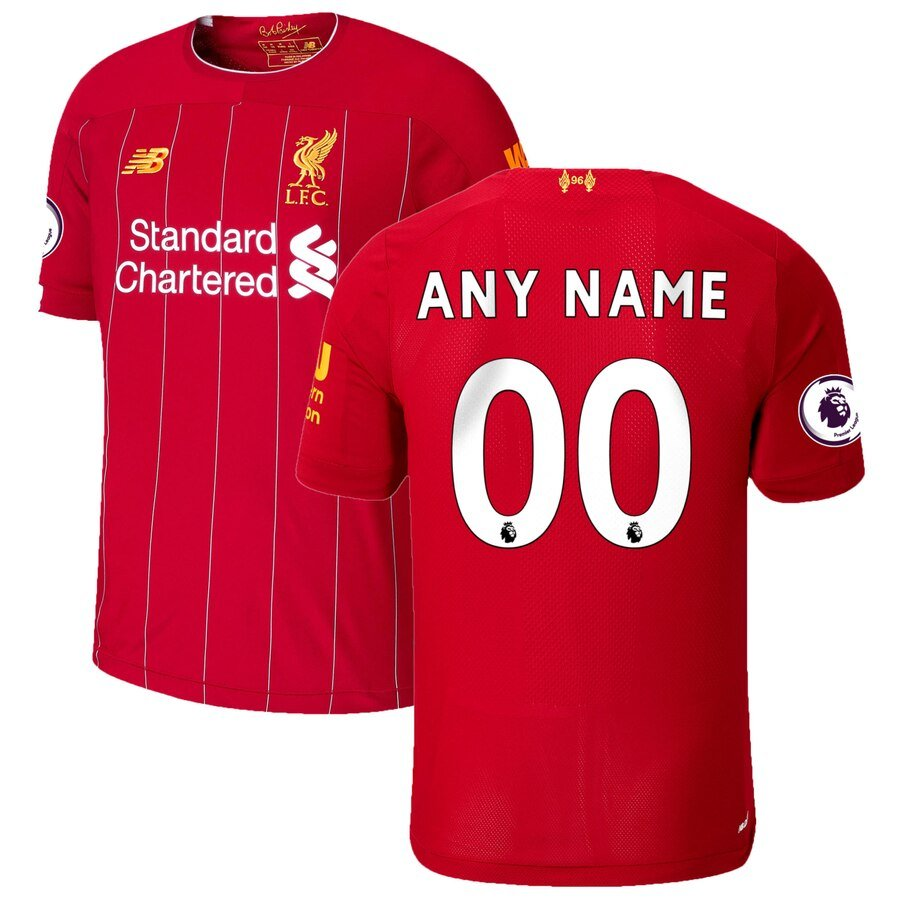 Liverpool Jersey by New Balance